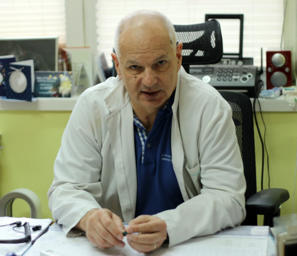 dr Marek Kiljański
