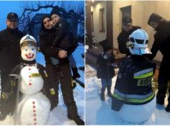 Strażacy mają nowego pomocnika