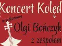 Olga Bończyk zaśpiewa w Dobroniu