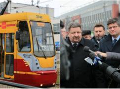 Jest sukces. 11,8 miliona złotych na tramwaj i Zamkową