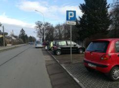 Parkowanie tutaj może skończyć się mandatem