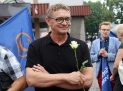 Starosta Krzysztof Habura też na liście do Parlamentu Europejskiego