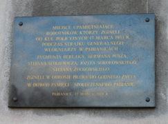Wczoraj minęła rocznica tragicznej śmierci robotników w centrum Pabianic