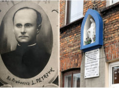 Był z Krakowa, ale pokochał Pabianice. Niezwykła postać ks. Petrzyka