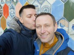 Pabianiczanin popiera adopcję dzieci przez pary homoseksualne