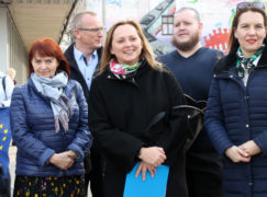 """Skrzydlewska: """"Pozostańmy częścią Europy, bo siła jest we wspólnocie"""""""
