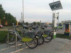 """Przez """"Rowerowe Łódzkie"""" wypożyczymy łódzki rower miejski"""
