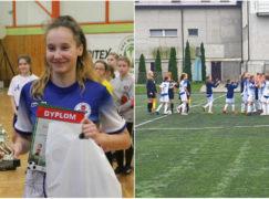 Skrzydłowa Julka jedzie na Mistrzostwa Polski