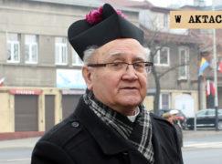 Ksiądz Jan Szuba zarejestrowany jako tajny współpracownik SB w latach 1985-1990