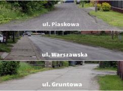 Jeszcze jest szansa rządowe pieniądze na Piaskową, Warszawską i Gruntową [AKTUALIZACJA]