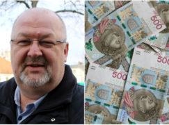 Krzysztof Ciebiada zarobił w ub. roku w PGE ponad 203 tys. złotych