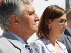 Senator Łuczak bez dyrektorki biura. Wybrała wójta Topolskiego