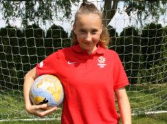 Julia Mistrzynią Polski. Piłkę nożną ma w genach