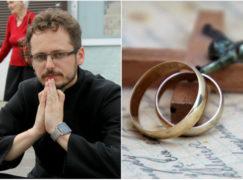 Ksiądz Michał Misiak szuka żony. Jakie wymogi powinna spełniaćkandydatka?
