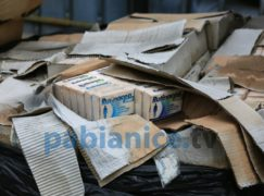 """""""Aflofarm"""" dotąd nie wywiązał się z obietnicy dotyczącej poniesienia kosztów usunięcia odpadów"""