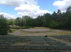 Jeszcze w tym roku zniknie stary amfiteatr