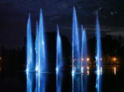 Lewityn: Będzie pokaz pływających wodotrysków
