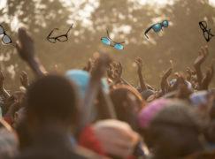 Zbiórka używanych okularów. Dla pacjentów z Afryki