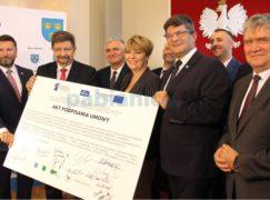 Umowa na historyczny remont Zamkowej podpisana