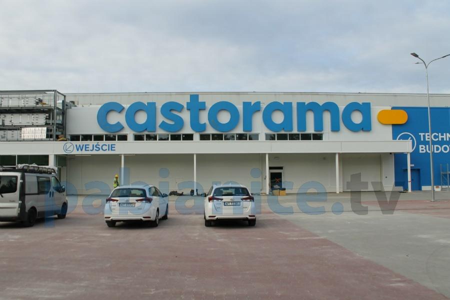 Za Tydzien Otwarcie Castoramy