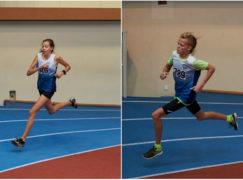 """Najmłodsi biegacze """"Azymutu"""" z nowymi rekordami"""
