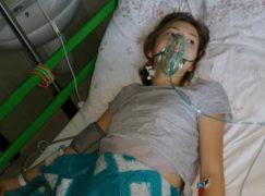 Ksenia nadal w szpitalu. Miała kolejną operację