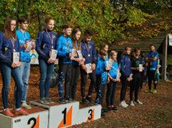 Worek medali na koniec sezonu