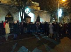 Ponad tysiąc podpisów w obronie księdza Misiaka trafiło do kurii [VIDEO]