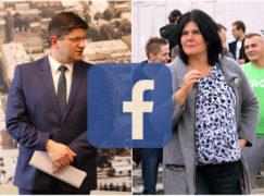 Wiceprezydent ukarana za publikowanie na Facebooku w godzinach urzędowania