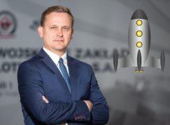 Były wiceprezydent Pabianic dowodzi kosmicznym projektem