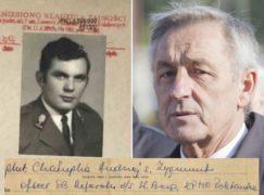Według Floriana Wlaźlaka były oficer SB może być zasłużony dla powiatu