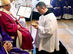 Kleryk Krzysztof coraz bliżej kapłaństwa