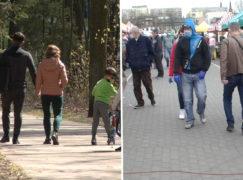 Epidemia w Pabianicach: więcej wolności [VIDEO]