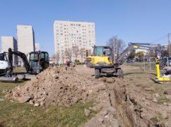 Rozpoczęła się budowa dworca autobusowego