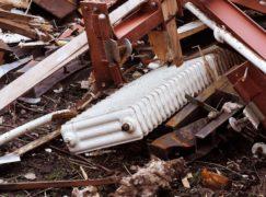 Mieszkaniec krytycznie o nowym sposobie dostarczania odpadów