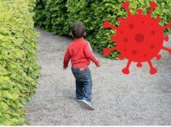 Chłopczyk spod Pabianic z koronawirusem [NA SKUTEK BŁĘDU LABORATORIUM]