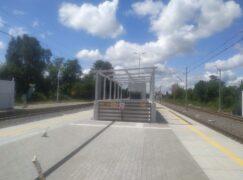 Budują przejście podziemne na stacji PKP. Montaż wind na ostatniej prostej