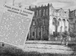 Przedwojenne Pabianice: Proces przeciw b. lekarzowi miejskiemu Pabjanic