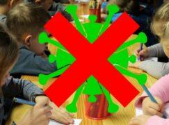 Przedszkole nie jest zagrożone. Wszystkie wyniki ujemne
