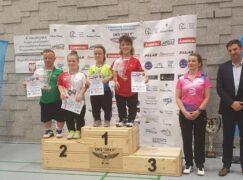 Niepełnosprawne zawodniczki ze złotymi medalami na mistrzostwach Polski