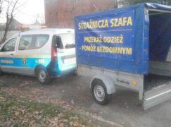 Straż Miejska rusza ze zbiórką odzieży dla bezdomnych