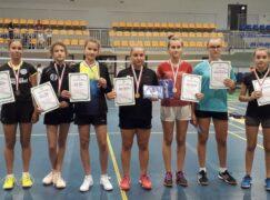 Badminton: Nasi na podium