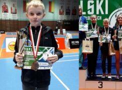 Kamil Markus z brązowym medalem Mistrzostw Polski Młodzików