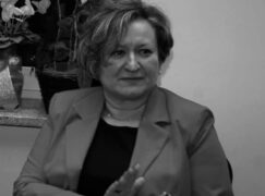 Zmarła pani doktor Wioletta Domańska