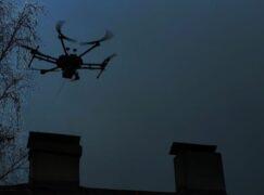 Straż Miejska rozpoczęła loty dronem w przestrzeni powietrznej Pabianic