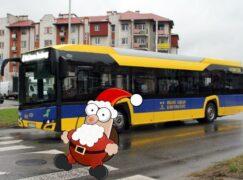 Godzina policyjna: Tylko 2 autobusy i Z41 [KOMUNIKACJA W ŚWIĘTA]