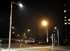Przejścia dla pieszych doświetlone