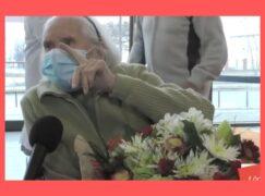 102 - latka z Ksawerowa to najstarsza osoba zaszczepiona na COVID-19