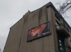 Kampania antyaborcyjna w mieście. Maleńkie stopki na billboardach