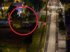 Pabianice w 2022 roku wciąż z pomnikiem Bojowników o Wyzwolenie Społeczne i Narodowe